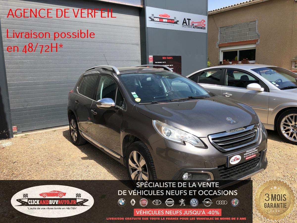 Peugeot 2008 business Pack 92 cv