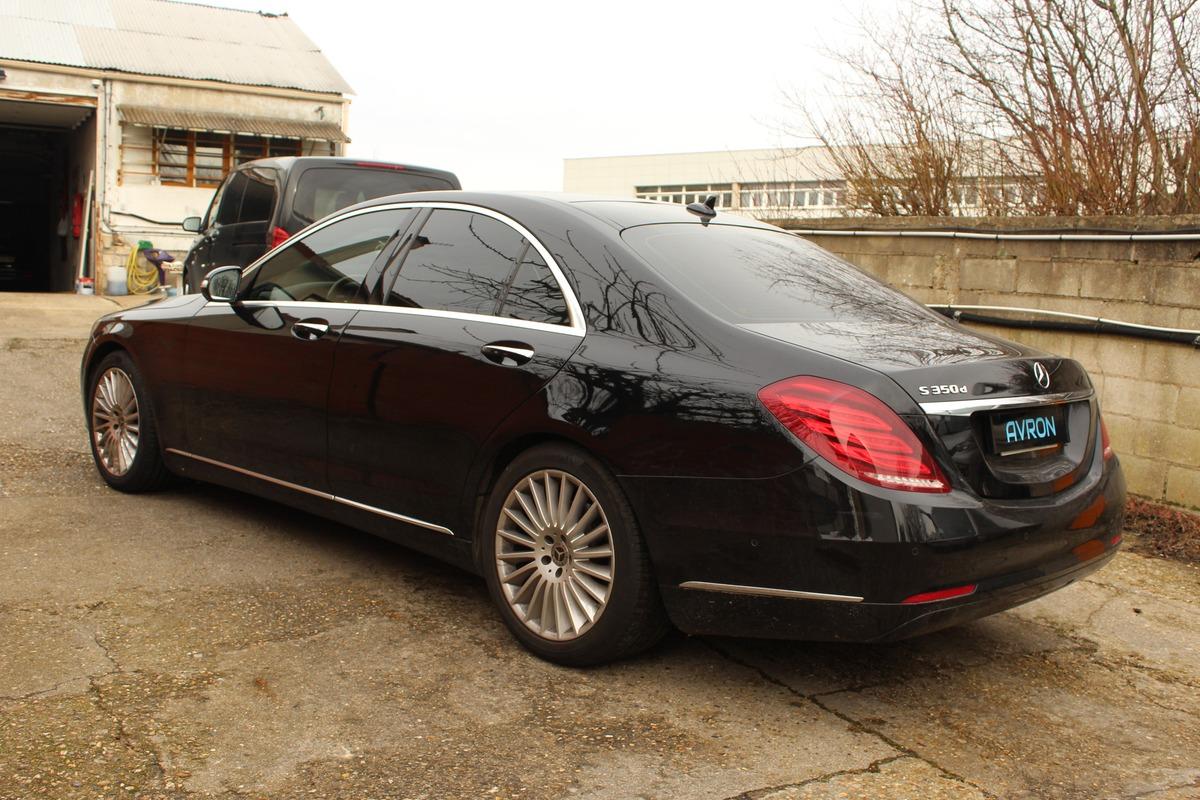Mercedes Classe S VII 350 D EXECUTIVE 258 4MATIC