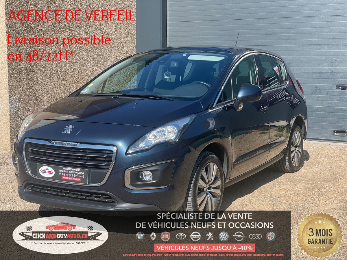 Peugeot 3008 2.0 BlueHDI 150 S&S Business Pack
