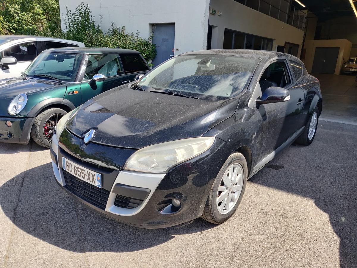 Renault Megane coupé 1.5 dci- 90cv GPS