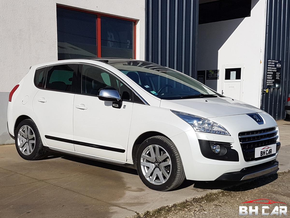 Peugeot 3008 2.0 E-HDI HYBRID4 200H 163PS 4X4 BVA