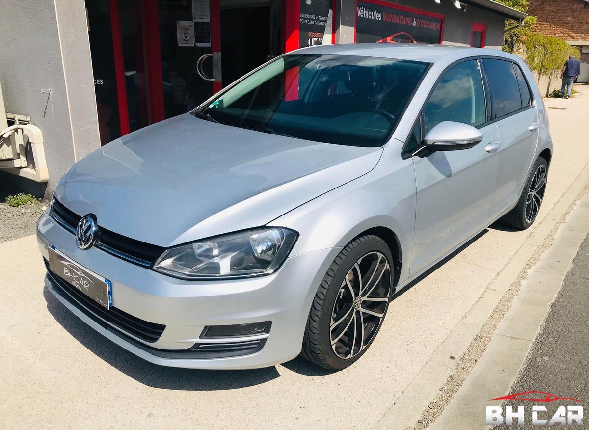 Volkswagen Golf 7 1.6 tdi 105cv Blue Motion