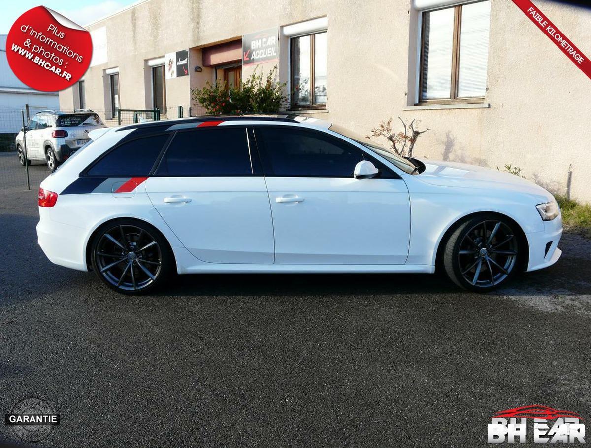 Audi Rs4 Quattro 4.2l TFSi V8 TS-Tronic 450ch/FULL
