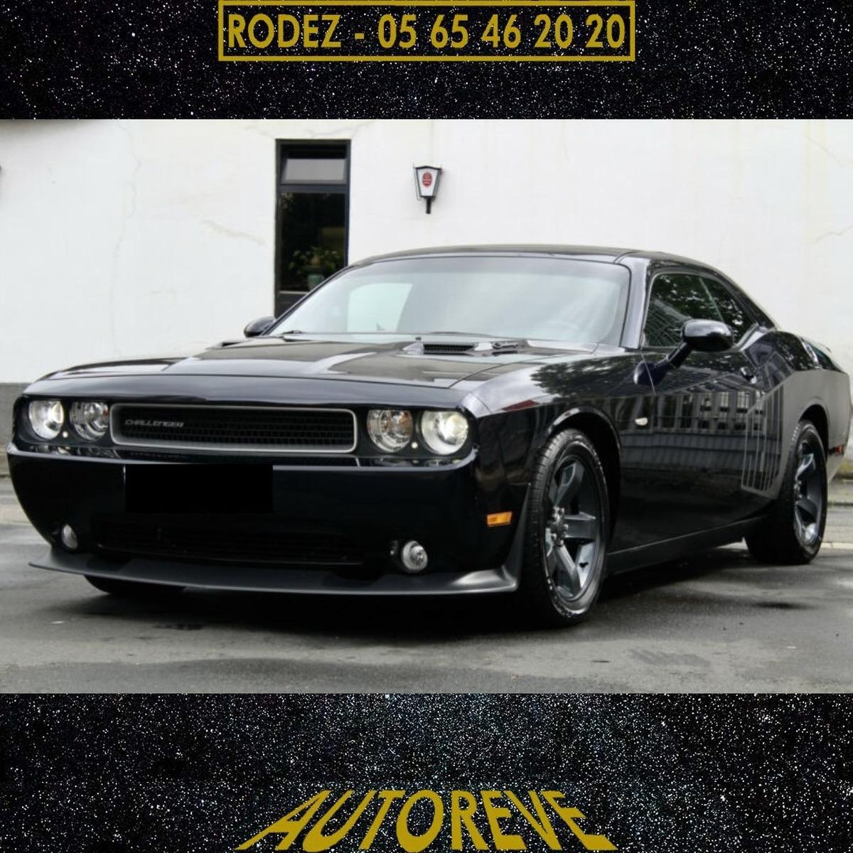 Dodge Challenger 5.7 R/T HEMI V8