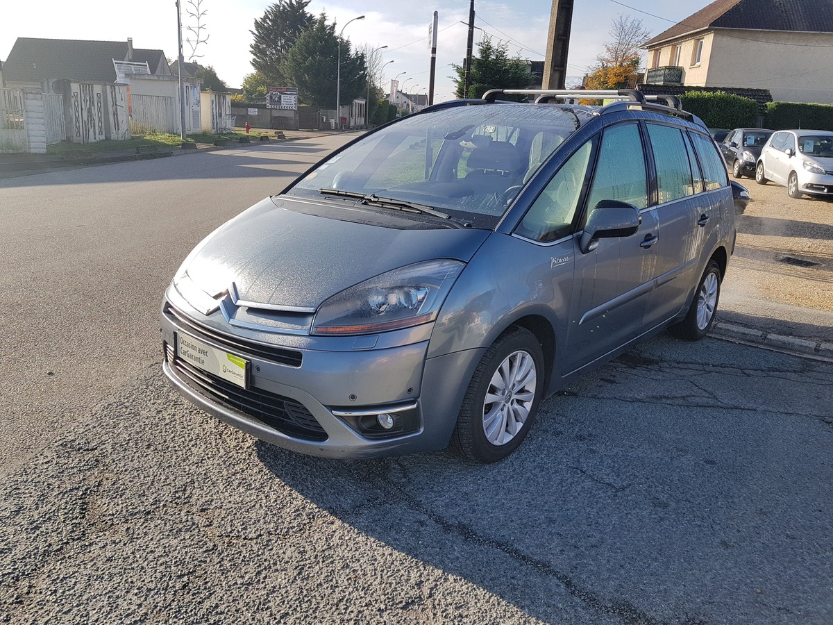 Citroen C4 GRAND PICASSO 1.6 HDI 110 BMP6 7 PLACE