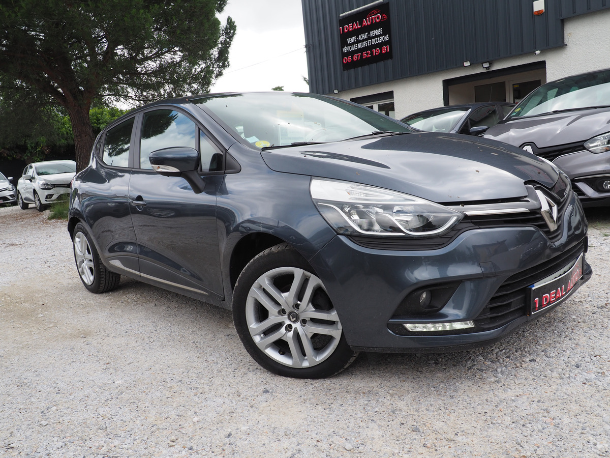 Renault Clio TCE 90 BUSINESS GPS 2019 30000KM