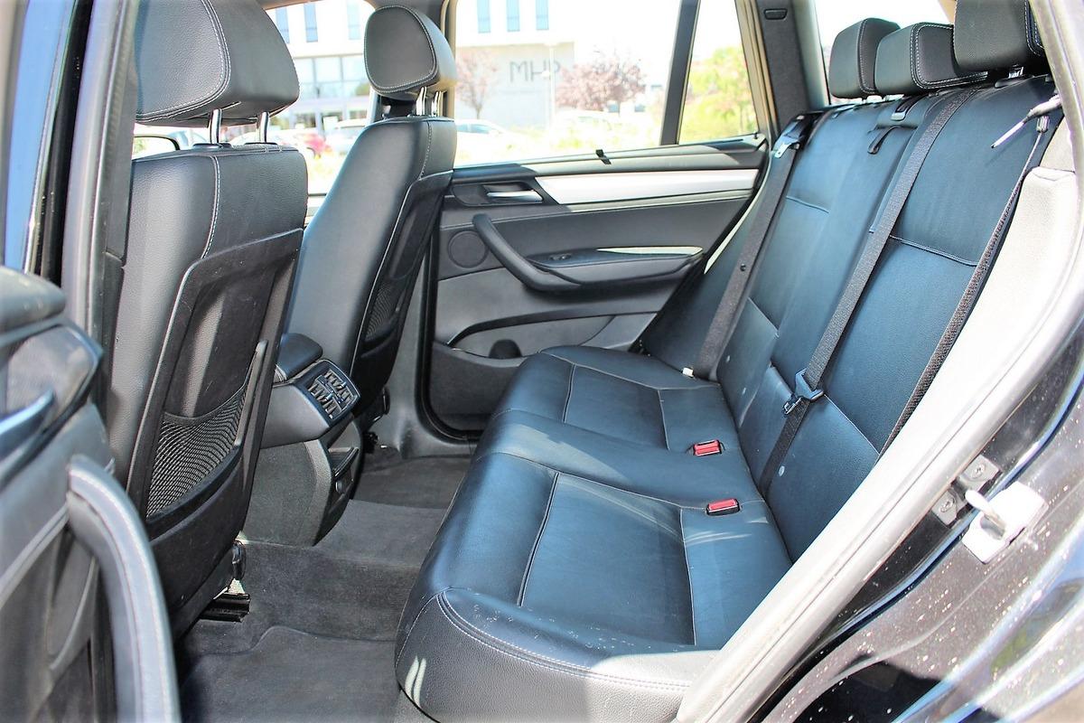 Bmw X3 35D X DRIVE 3.0 V6  313 cv M SPORT