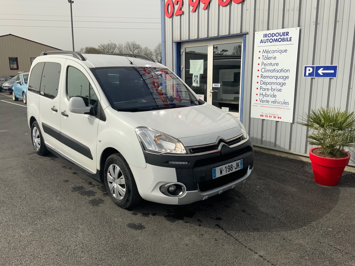Citroen Berlingo XTR 1.6 HDI Automatique