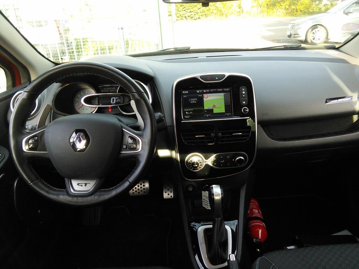 Renault Clio ESTATE 1,2 TCE 120 GT EDC SPORT 46904