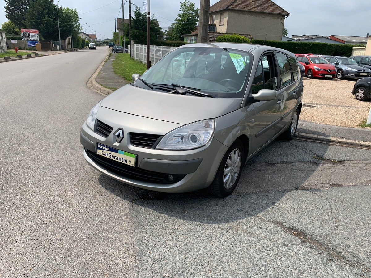 Renault Grand Scenic II  1.9 DCI 130 EXPRESSION