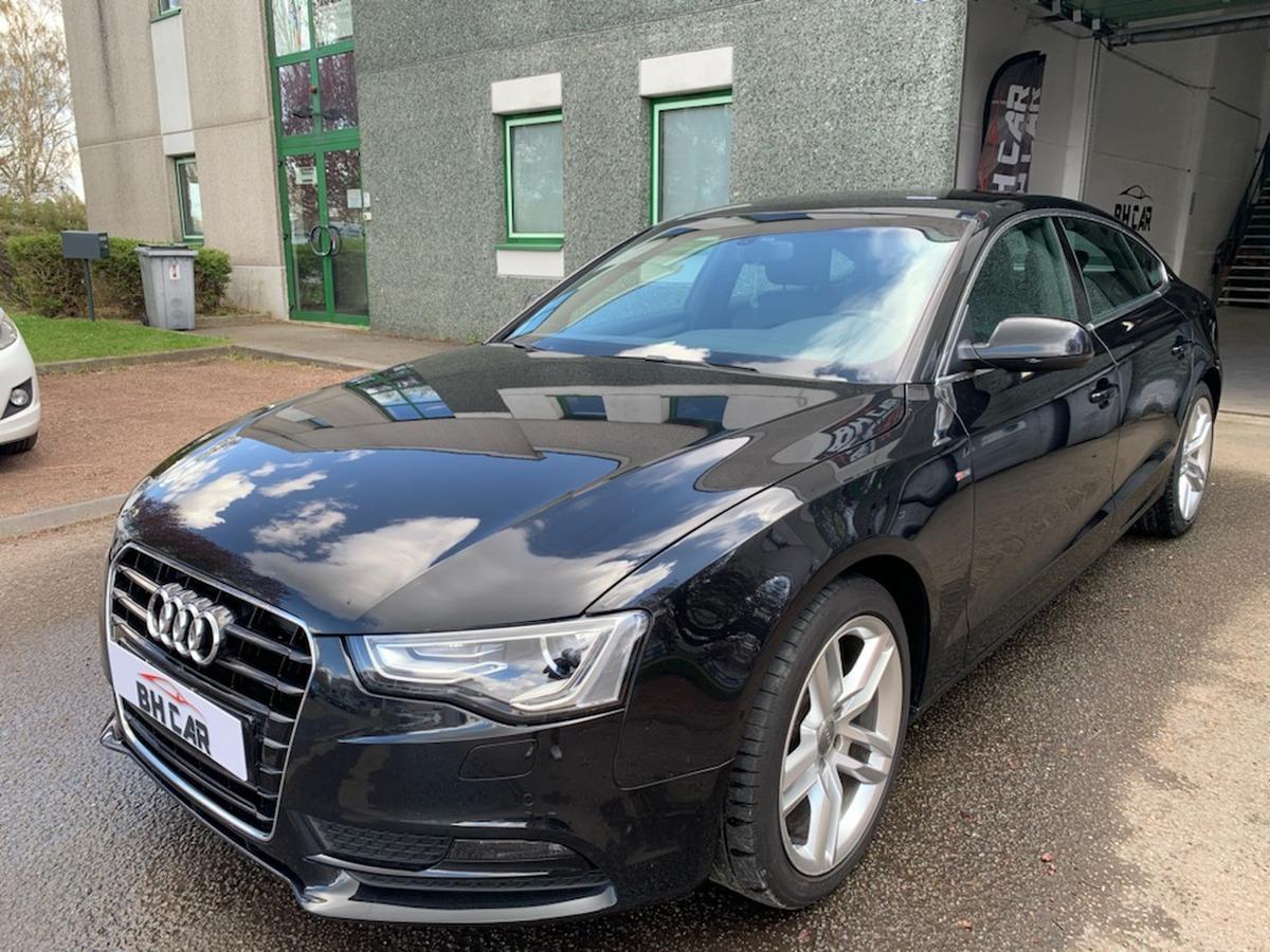 Audi A5 2.0l TDI 150cv Sline