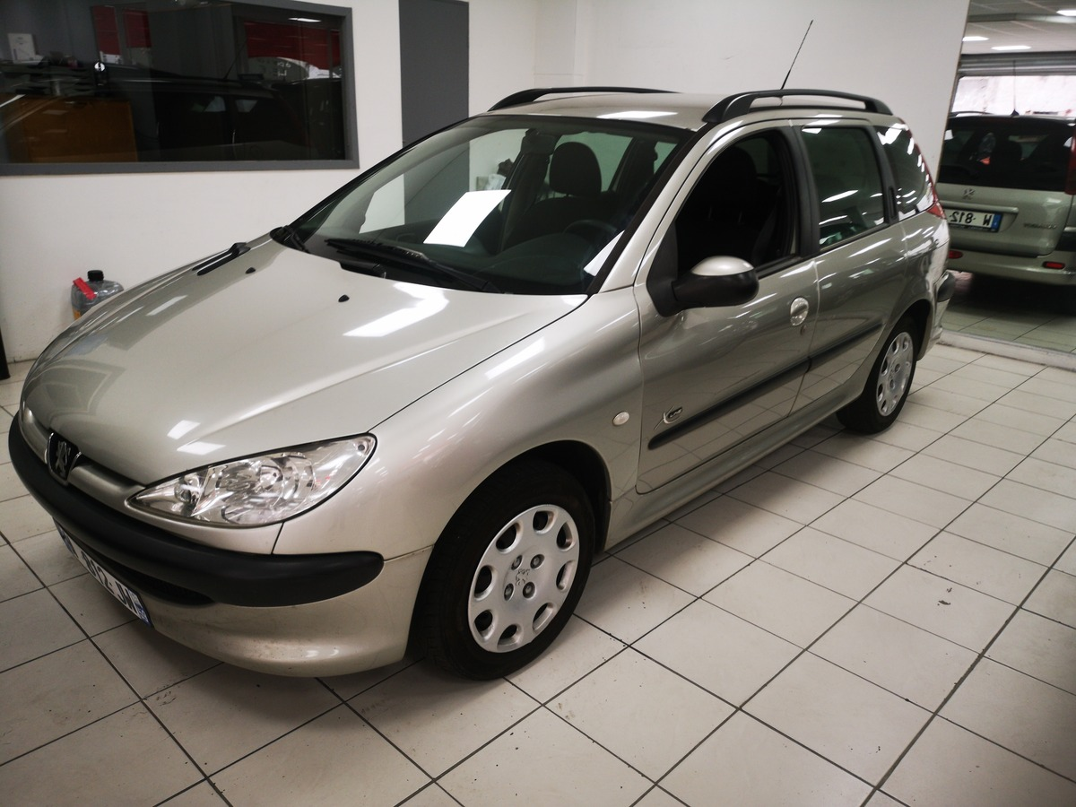 Peugeot 206 SW 1.4 HDI 70CV X-LINE - 220.000KMS