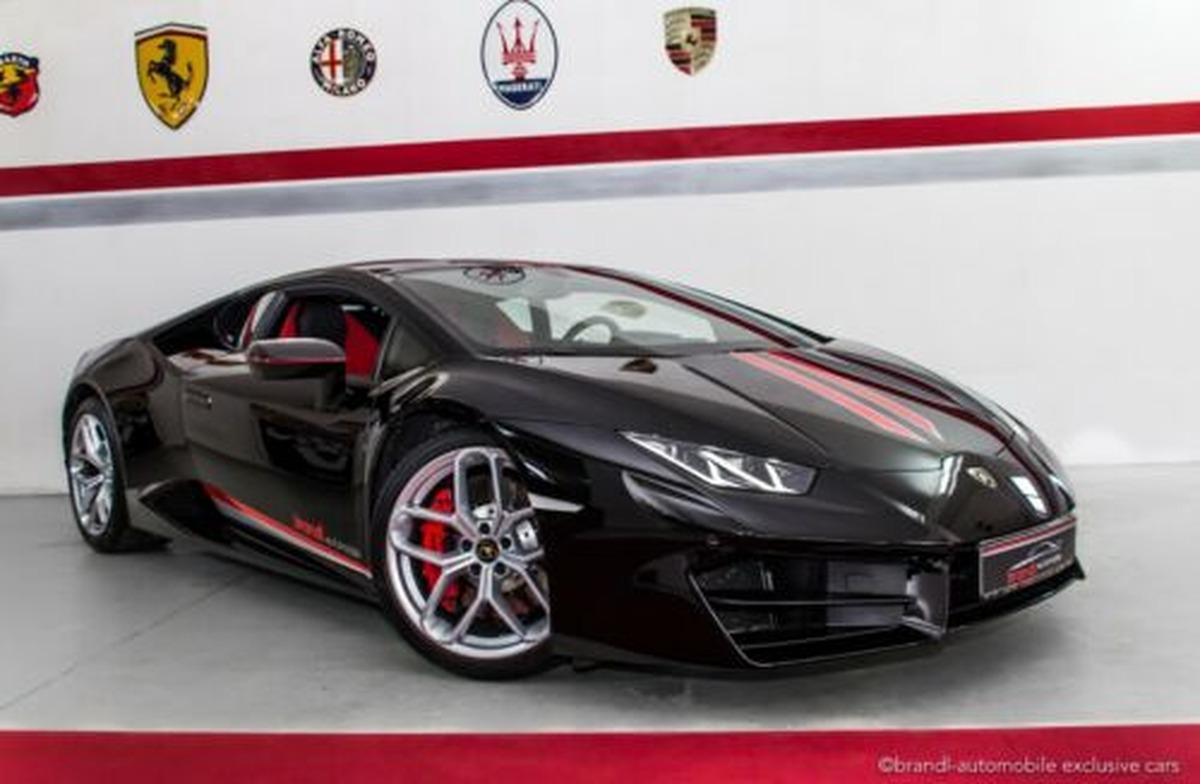 Lamborghini Huracan LP580 RWD