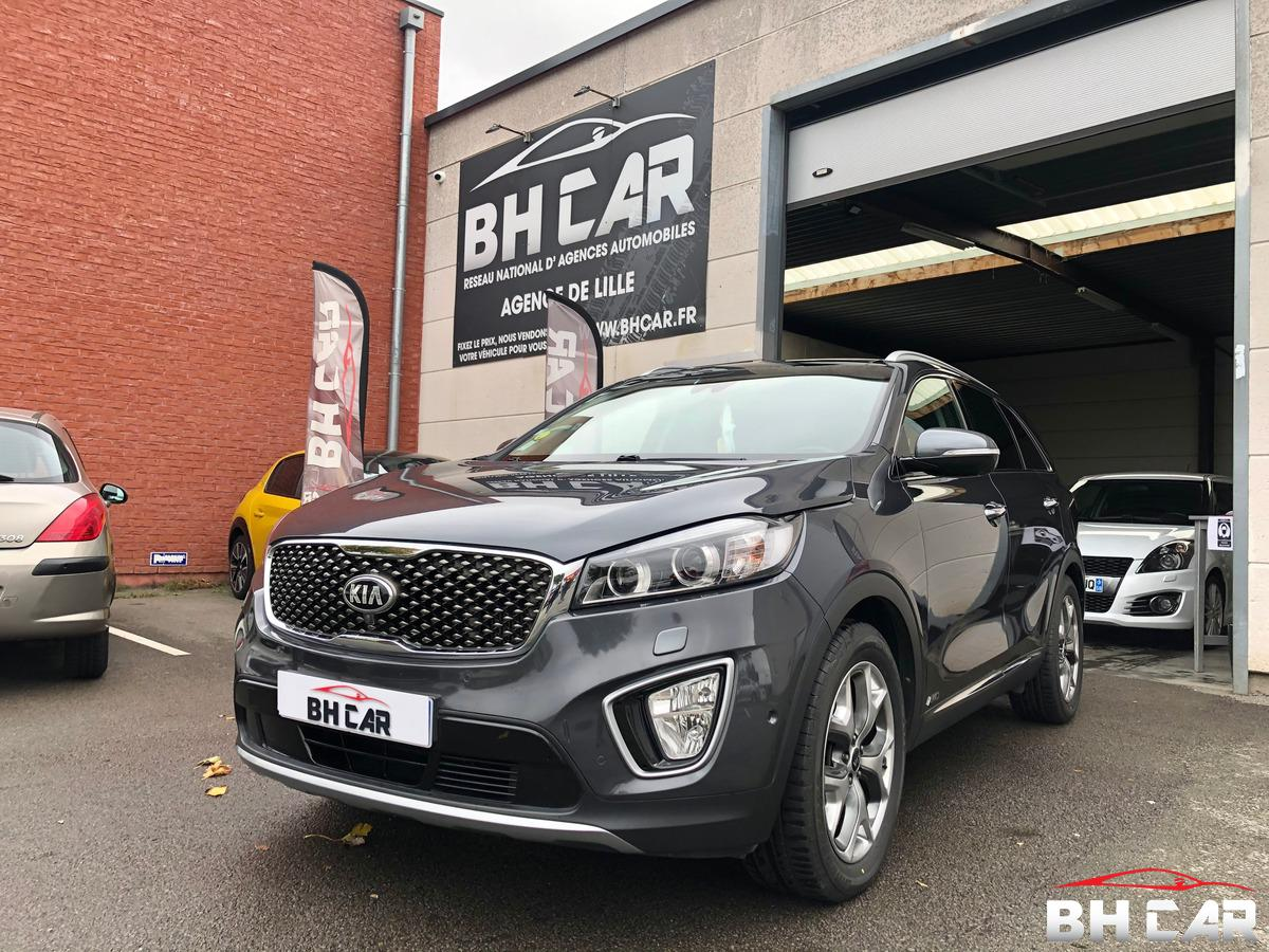 Kia Sorento 2.2 crdi 200 Ultimate AWD 7places