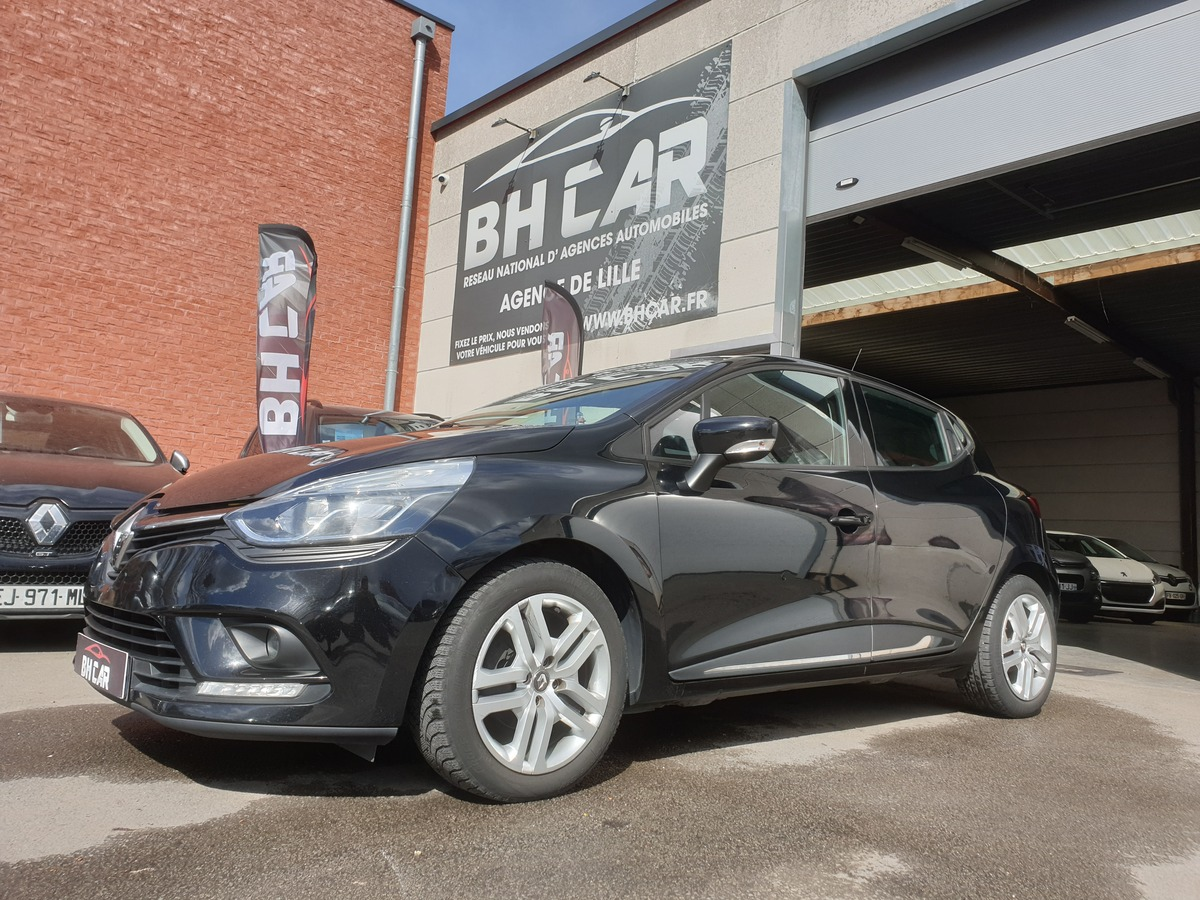 Renault Clio IV 1.5dci 75ch