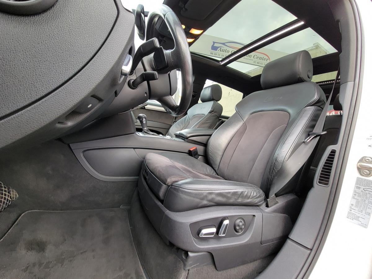 Audi Q7 (2) 3.0 V6 TDI  S-LINE 240