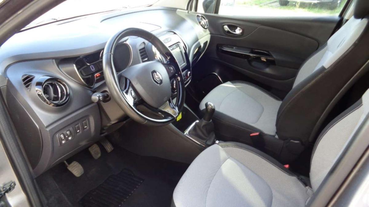 Renault Captur 1.5  DCI Luxe  0610214513