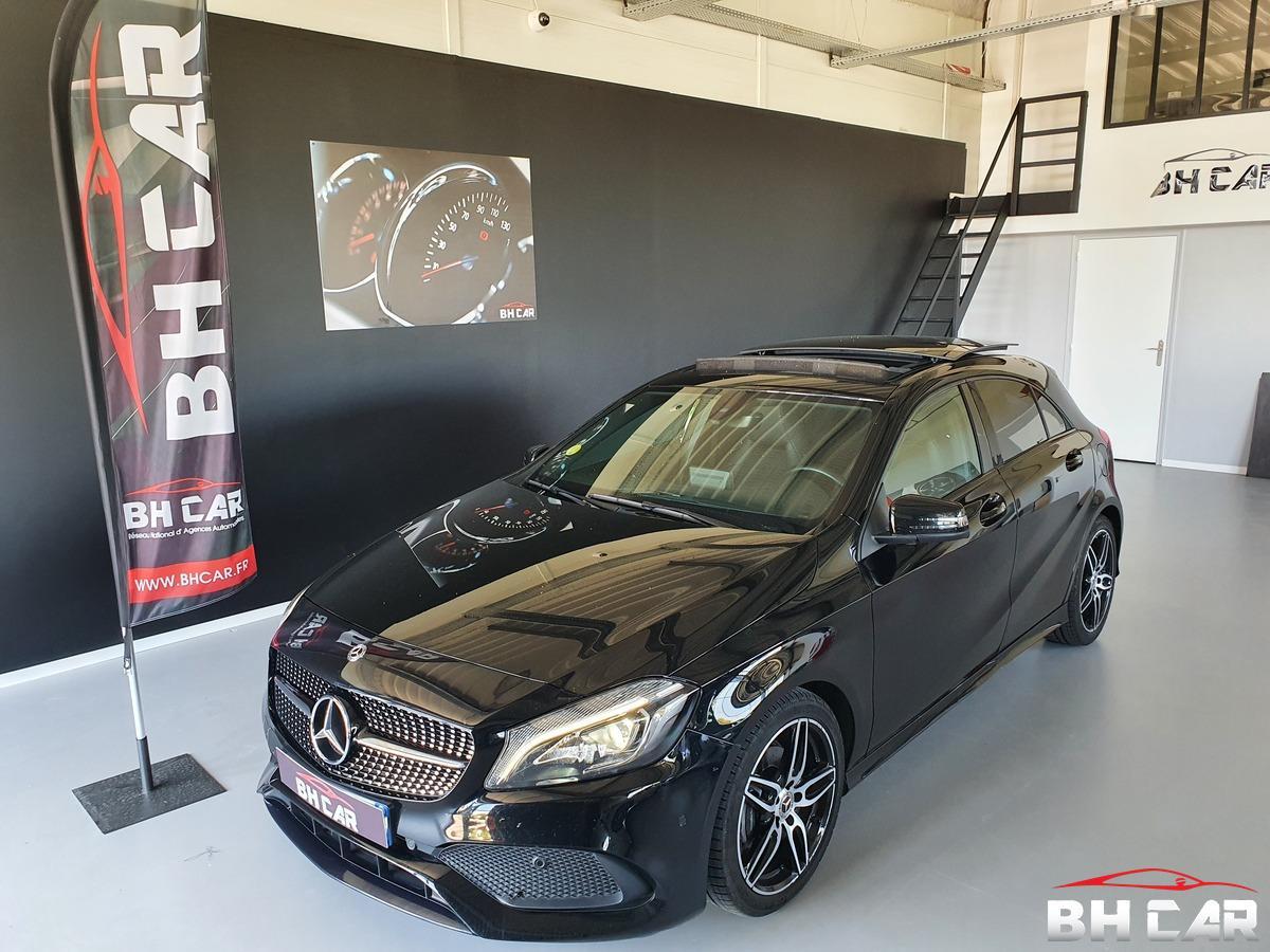 Mercedes Classe A III (2) 180 D FASCINATION 7G-DCT