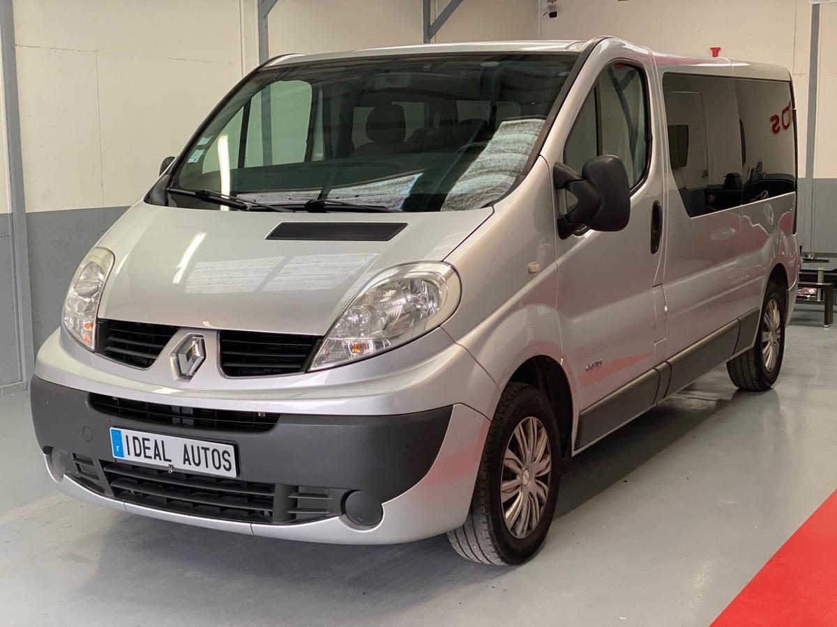 Renault Trafic passenger l2h1 2.0 dci 115 9pl