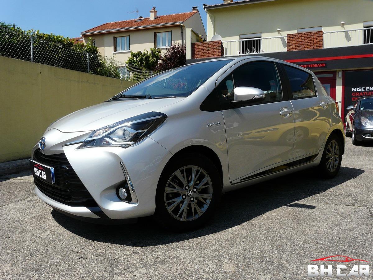 Toyota Yaris HYBRIDE 100CV DYNAMIC 5P