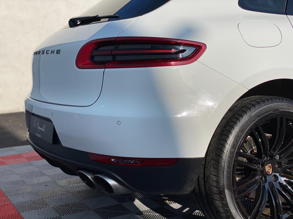 Porsche Macan S DIESEL 3.0 258ch PDK TO BOSE