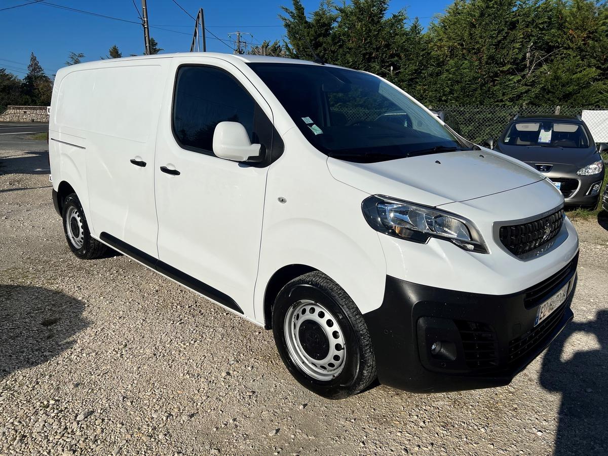 Peugeot Expert IV 2.0 BlueHDI 122 CV 2016 1°MAIN