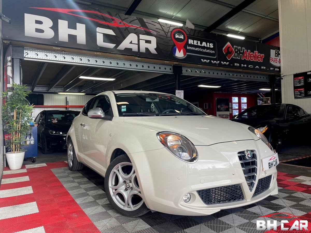 Alfa Romeo Mito 0.9i twinair 105ch s/s Exclusive