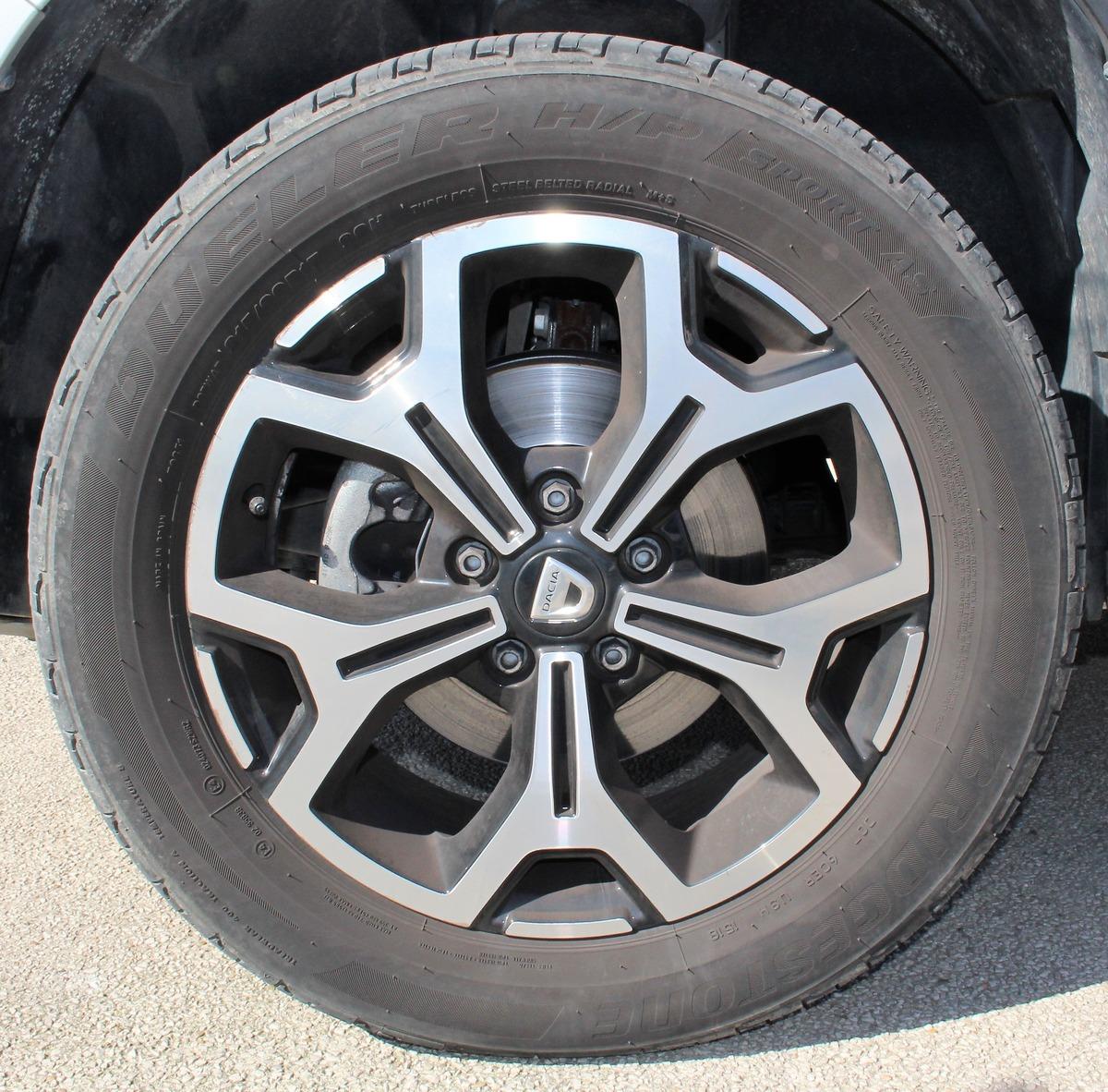 Dacia Duster dCi 115 cv PRESTIGE + options