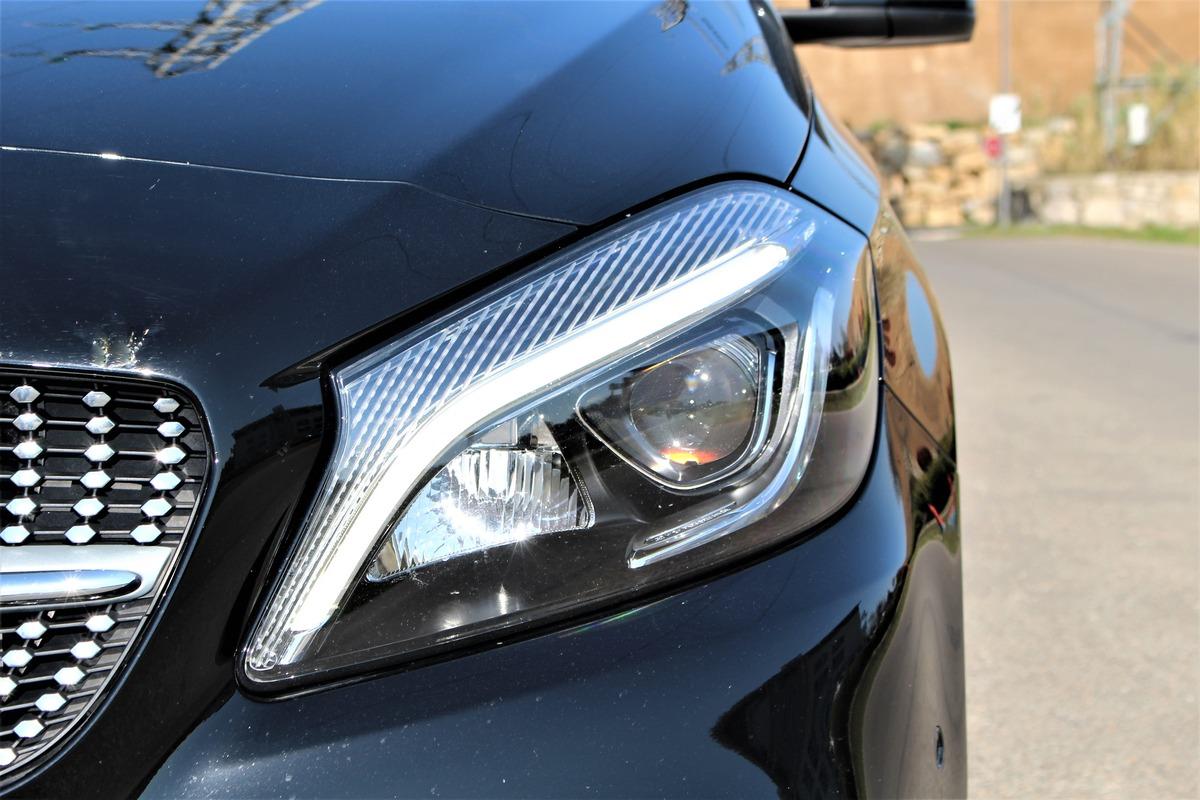 Mercedes Classe A 220 d BVA 177 CV Fascination