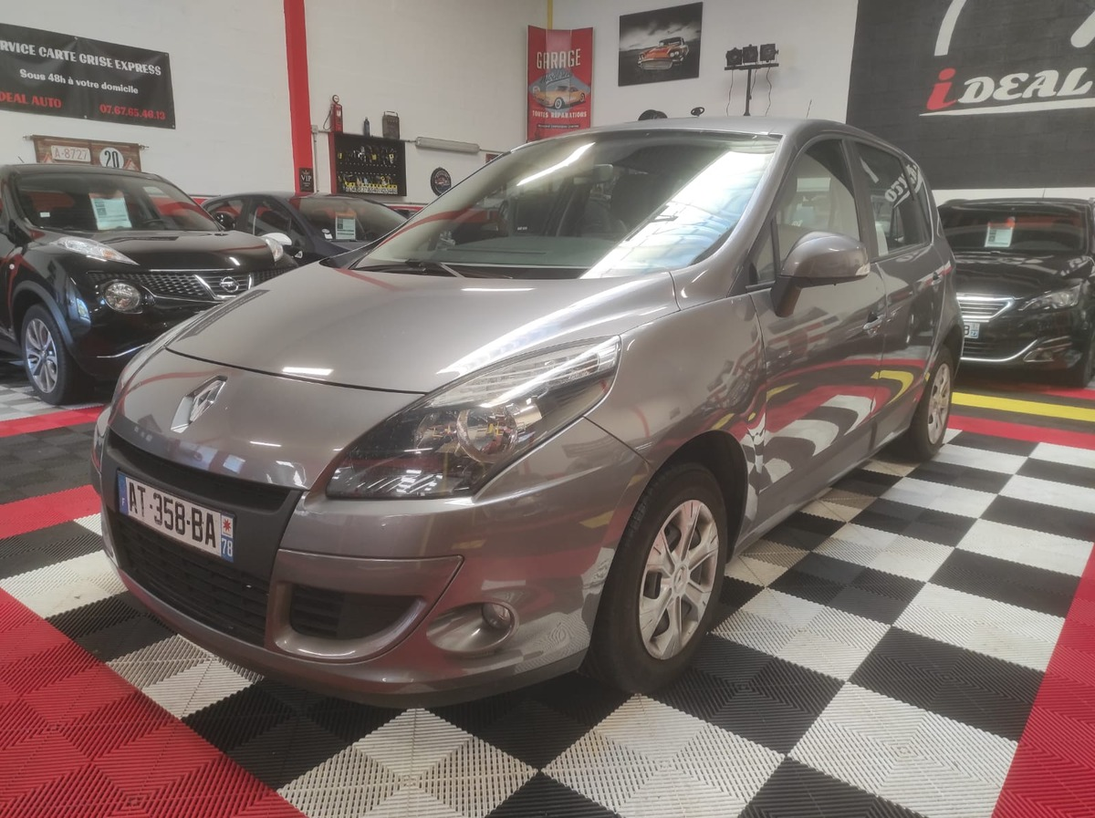 Renault Scenic III 1.5 dCi 105cv Expression BVM6