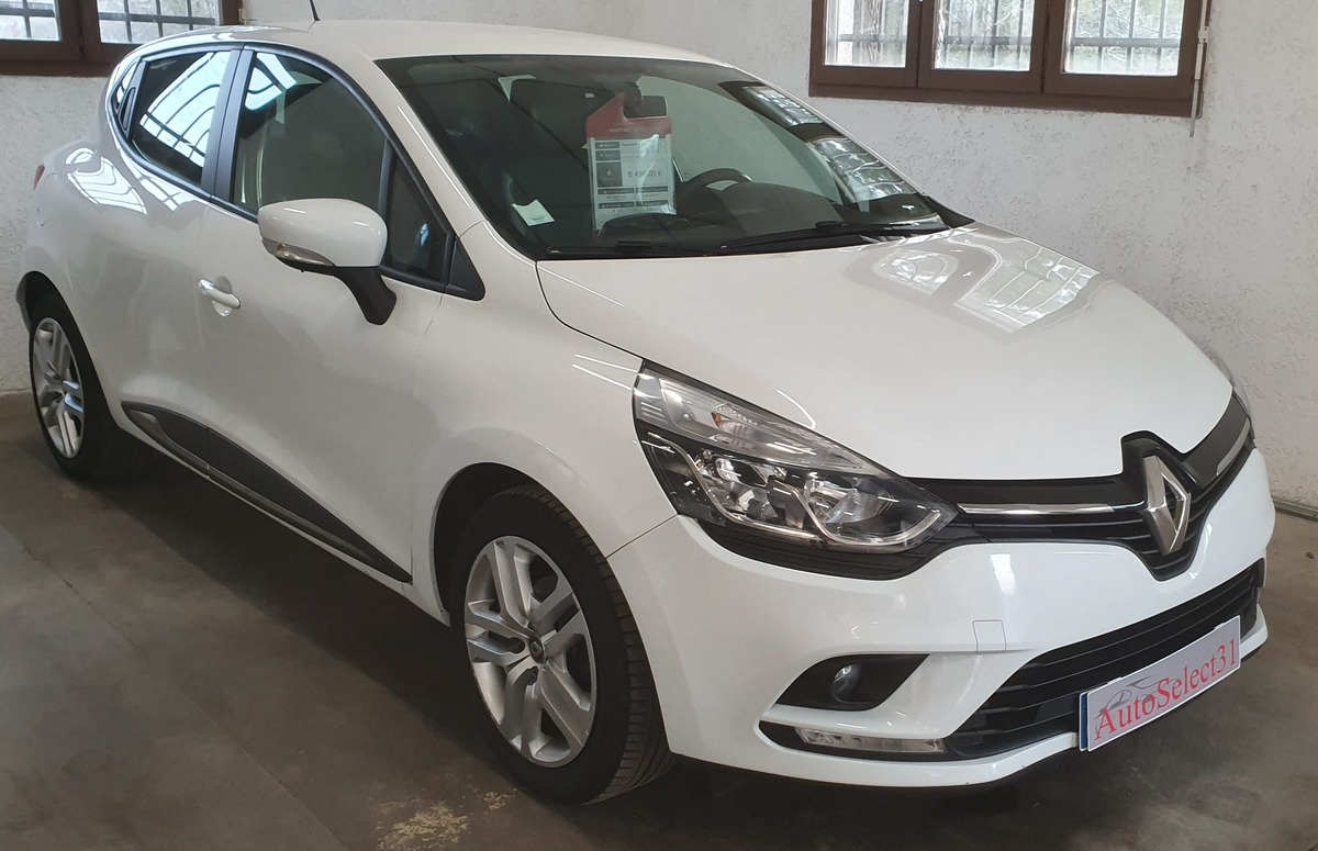 Renault Clio IV DCi BUSINESS 10/2018 71189Kms