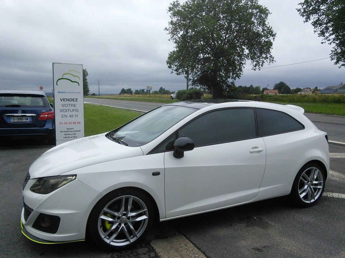 Seat Ibiza SC 2.0 TDI 143 FR 139400km