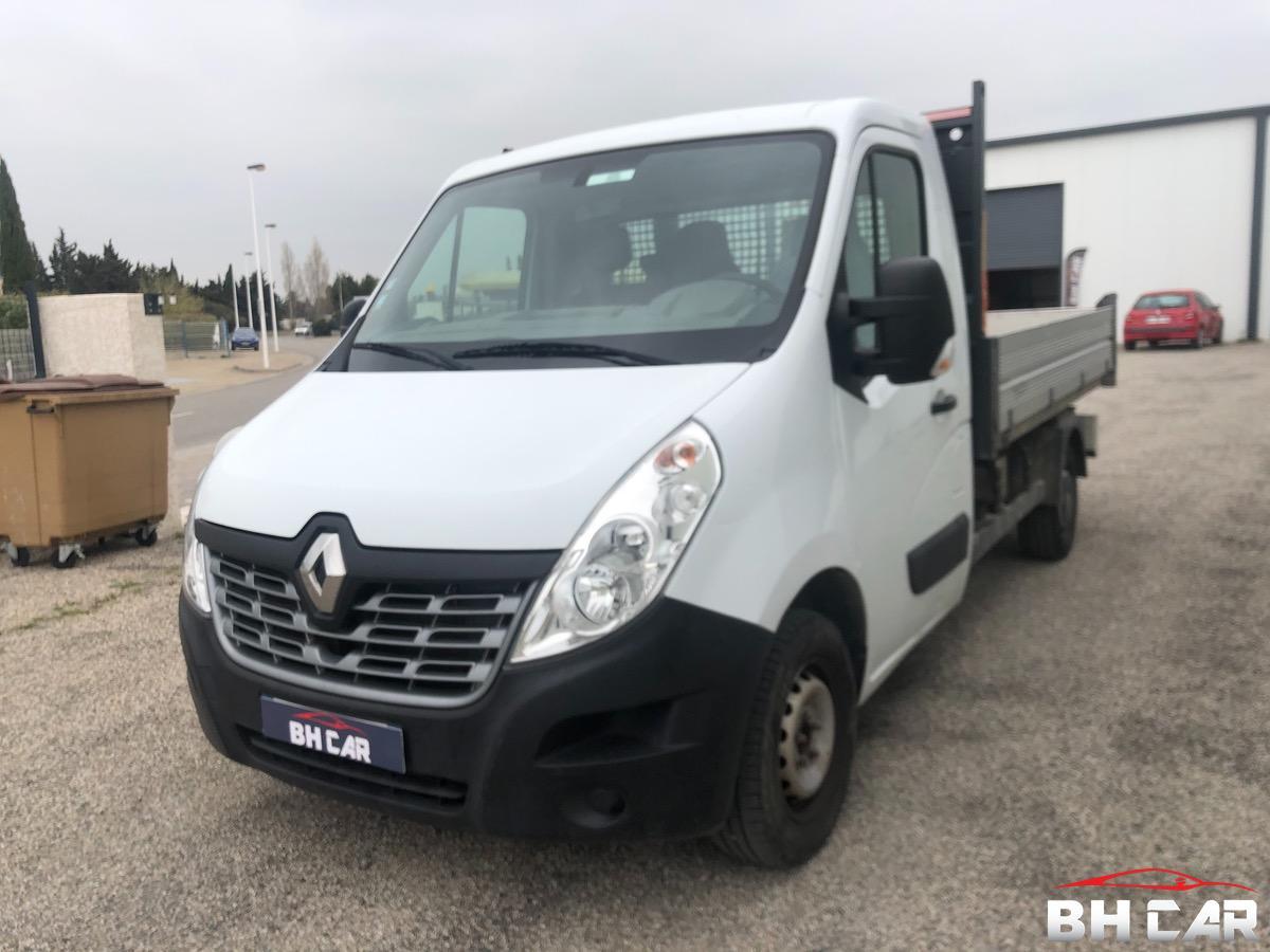 Renault Master Camion benne L2 3.5t dCi CONFORT