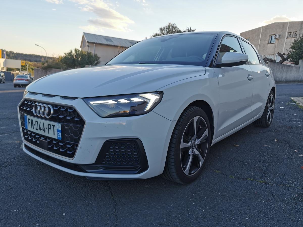 Audi A1 Série limitée Advanced, Neuve 116CH