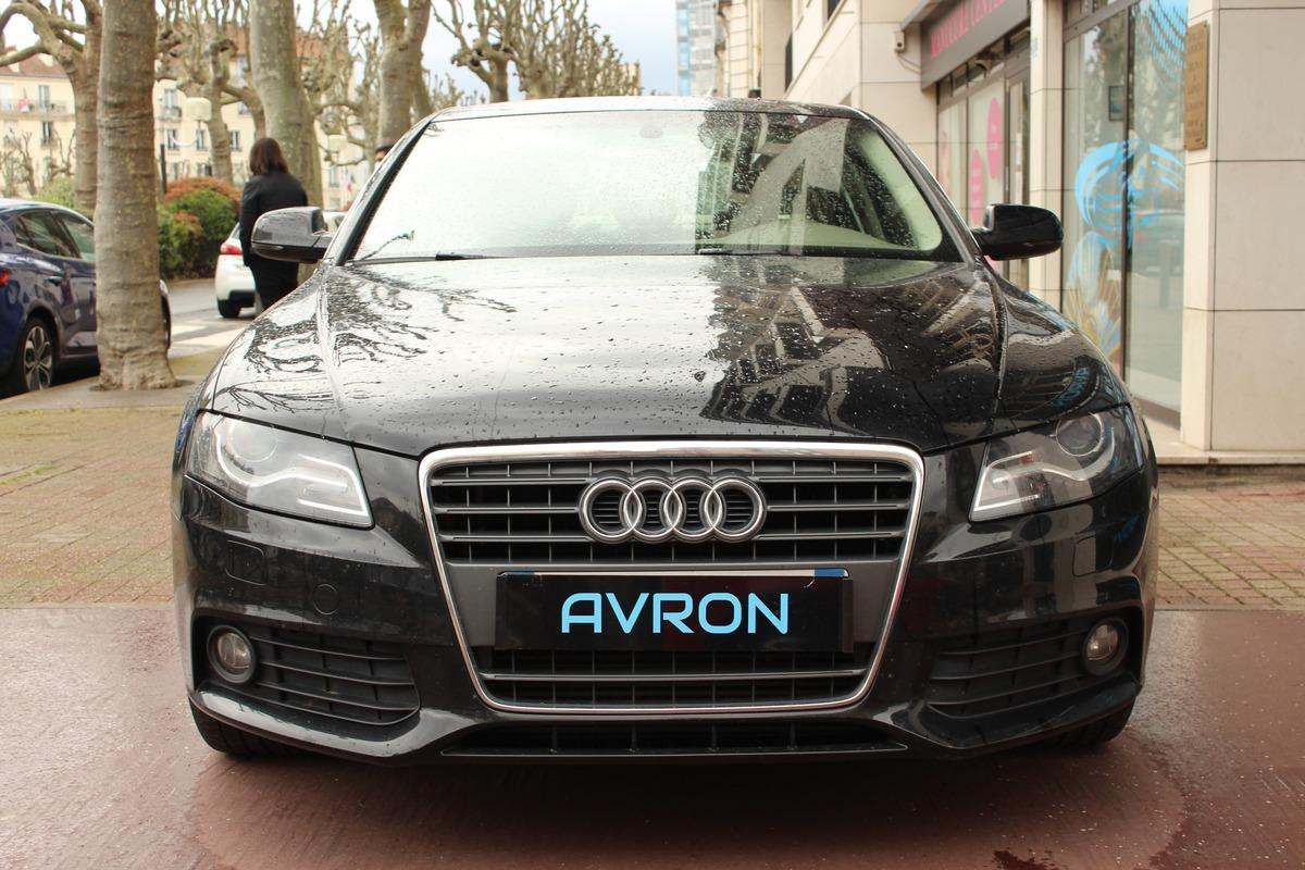 Audi A4 IV 2.0 TDI 143Chx DPF AMBITION LUXE 2