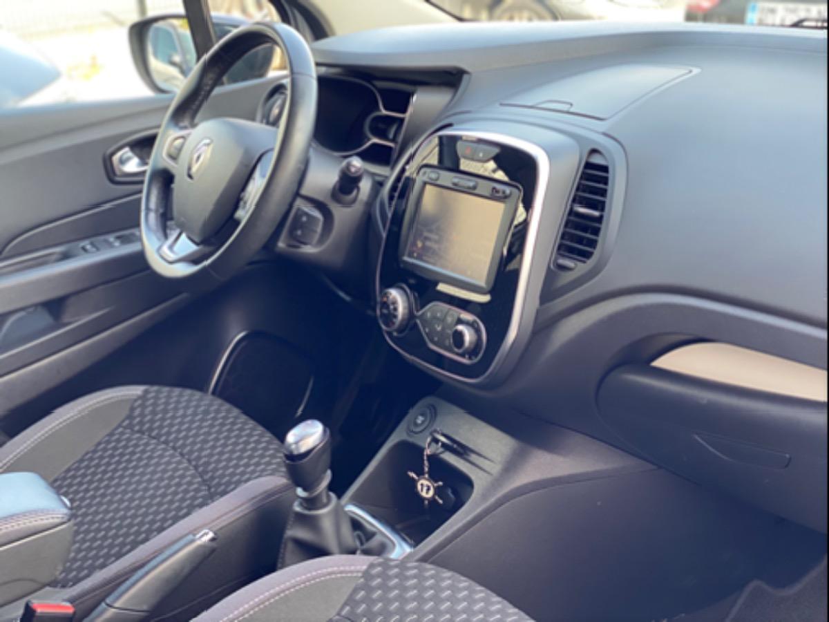 Renault Captur 1.5 dci 110ch ph2 INTENS camera F