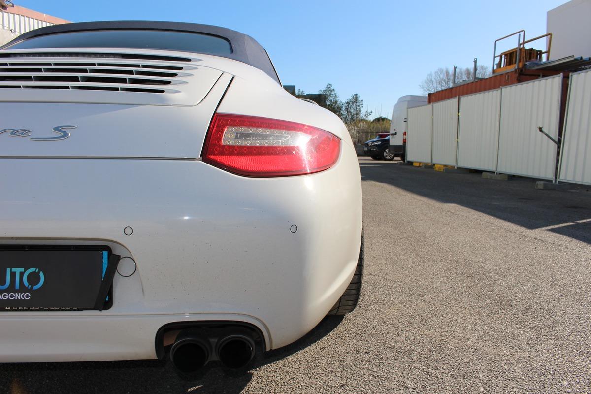 Porsche 911 997 Carrera S Cabriolet 3.8 PDK 385 CV