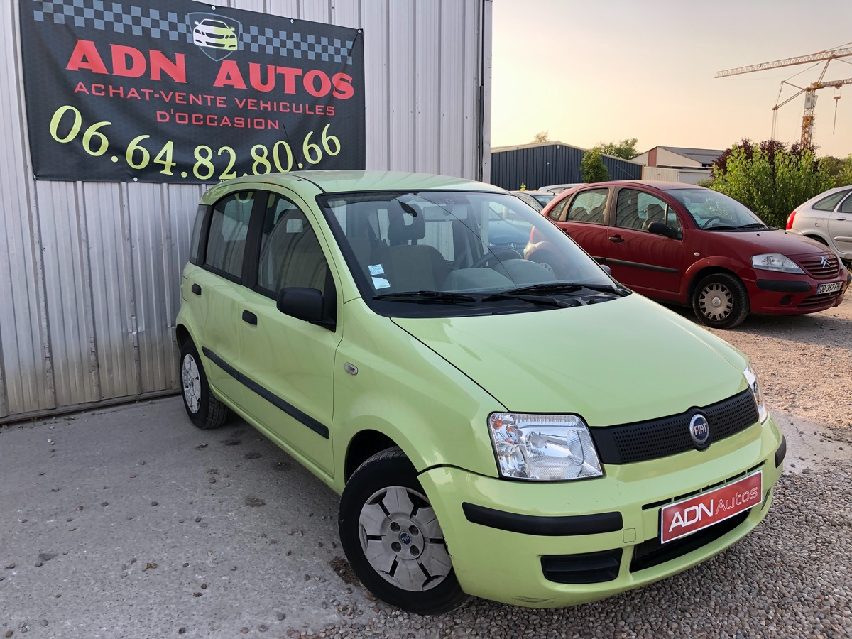 Fiat Panda 1.1 54CH DIRECTION ASSISTEE