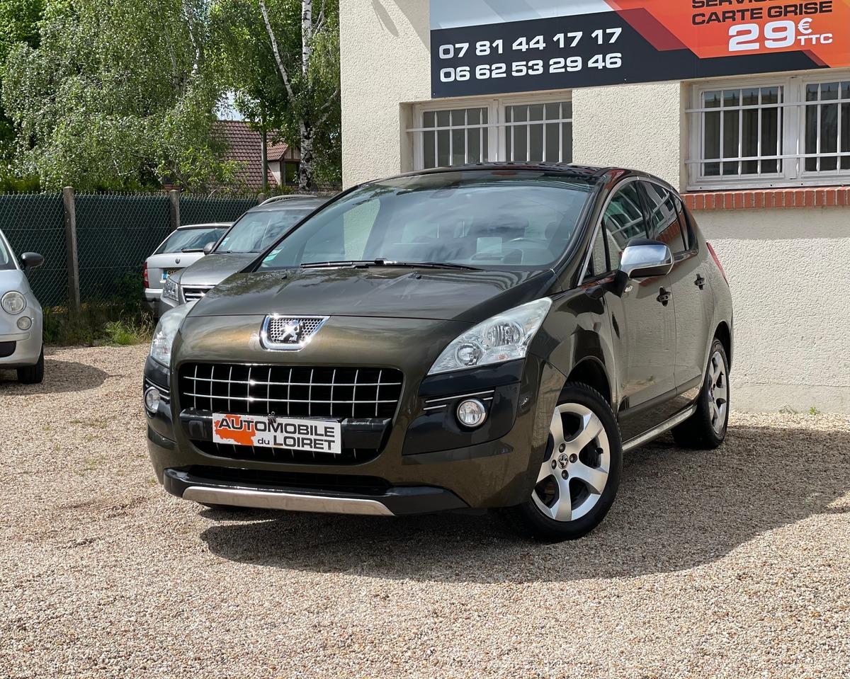 Peugeot 3008 1.6 hdi 110 cv D