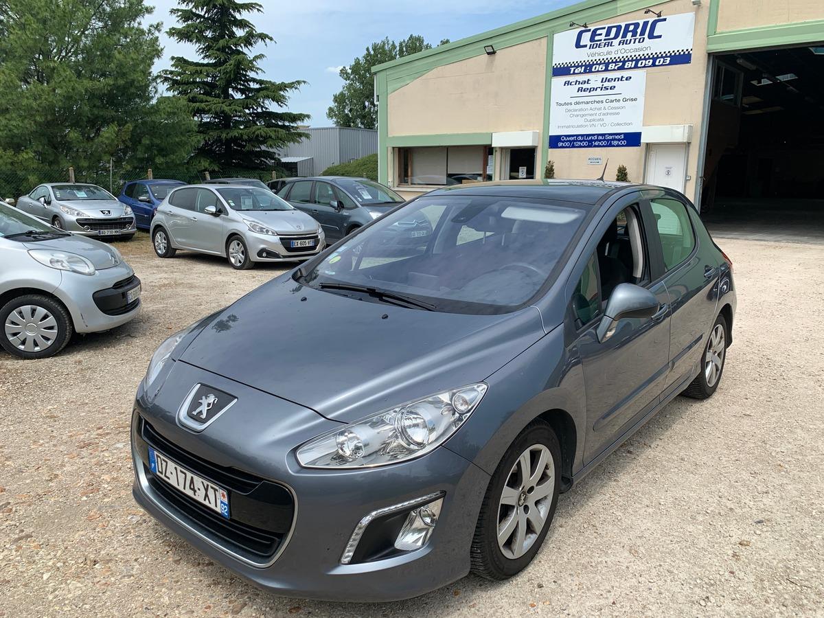 Peugeot 308 1.6 HDI 112 BVA ALLURE (1)