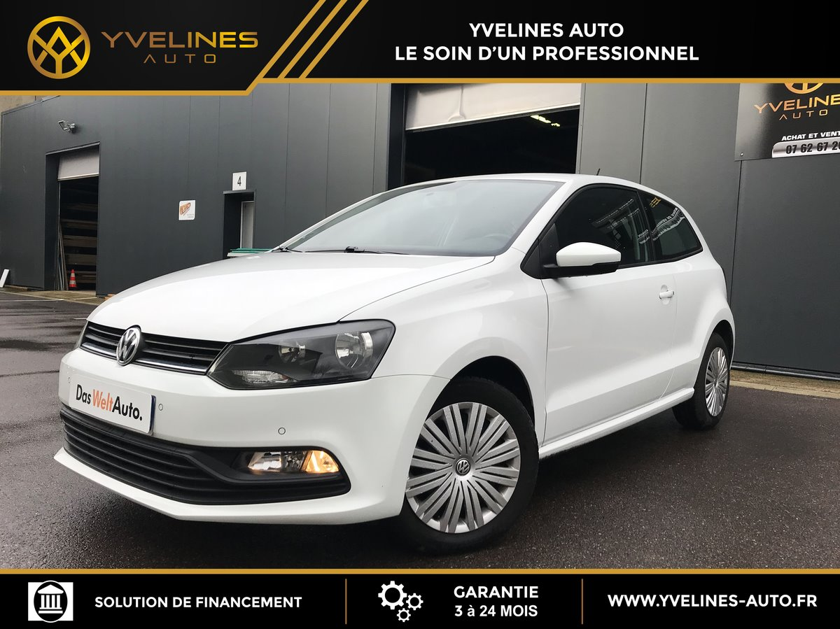 Volkswagen Polo 1.4 TDI BUSINESS SOCIETE RefDM-04
