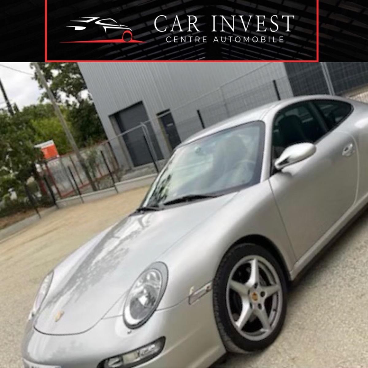 Porsche 911 type 997 carrera 4 Bt meca