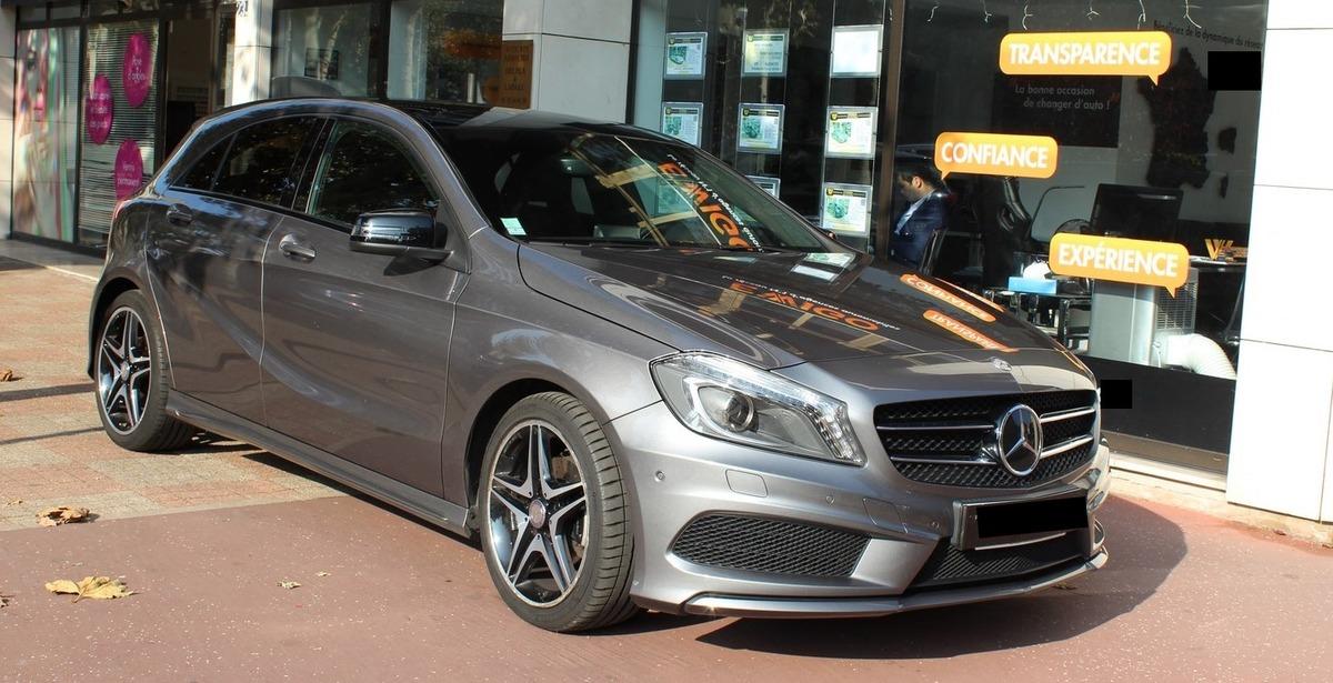 Mercedes Classe A 3 III 160 CDI  FASCINATION TO