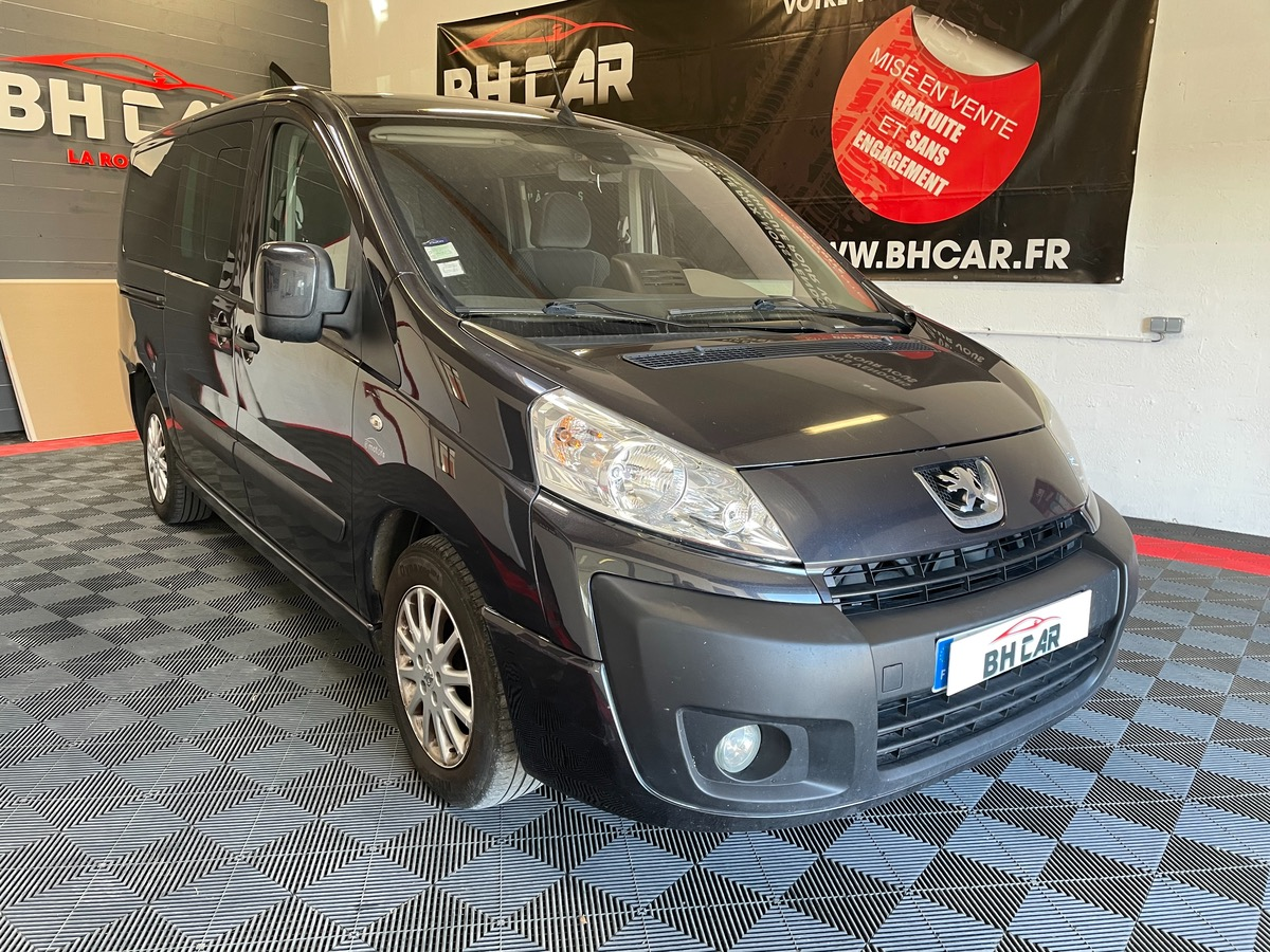 Peugeot Expert Tepee 2.0 hdi 120ch 8 places