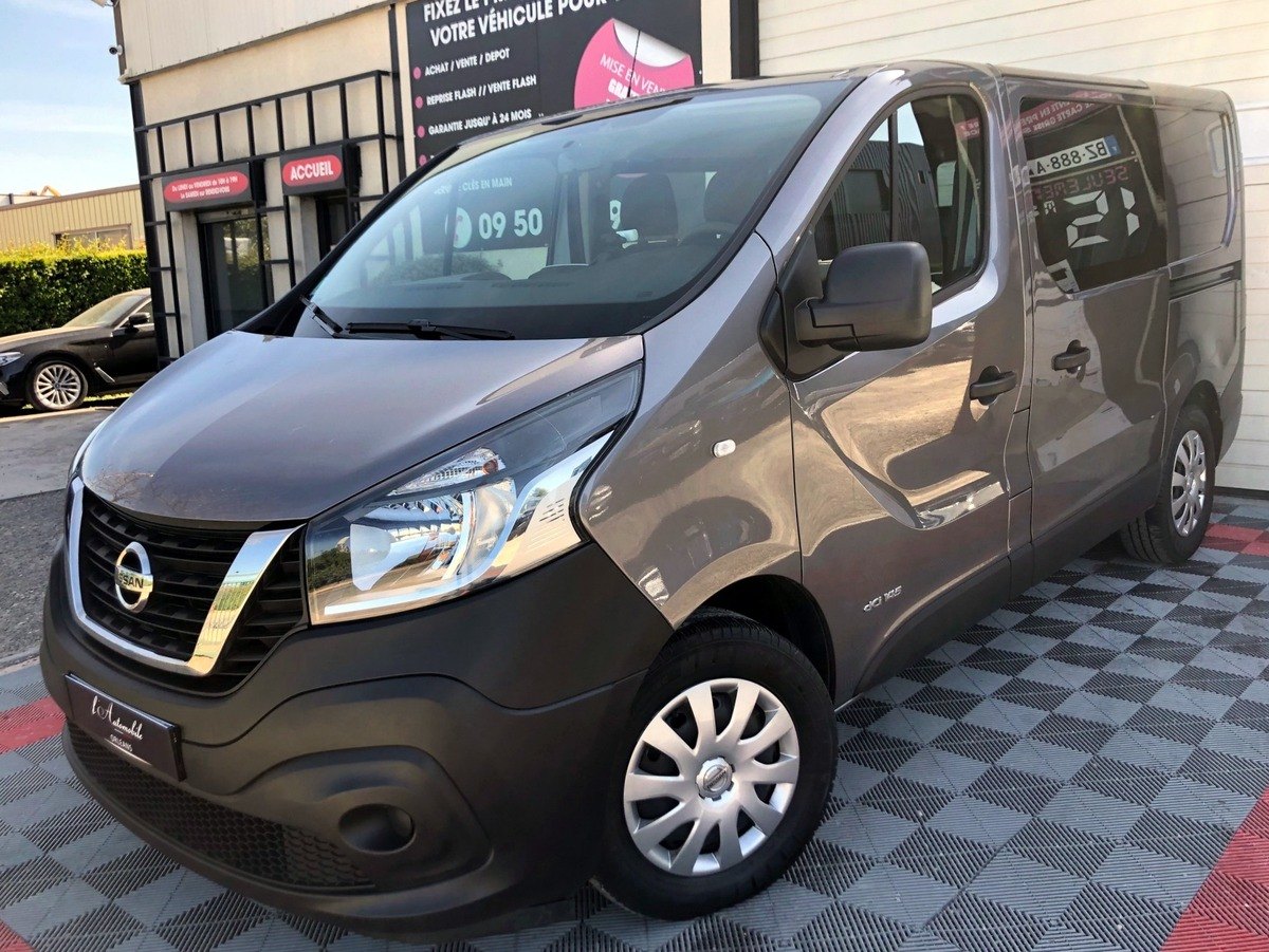 Nissan NV300 FOURGON 6PL 1.6 DCI 145 N-CONNECTA