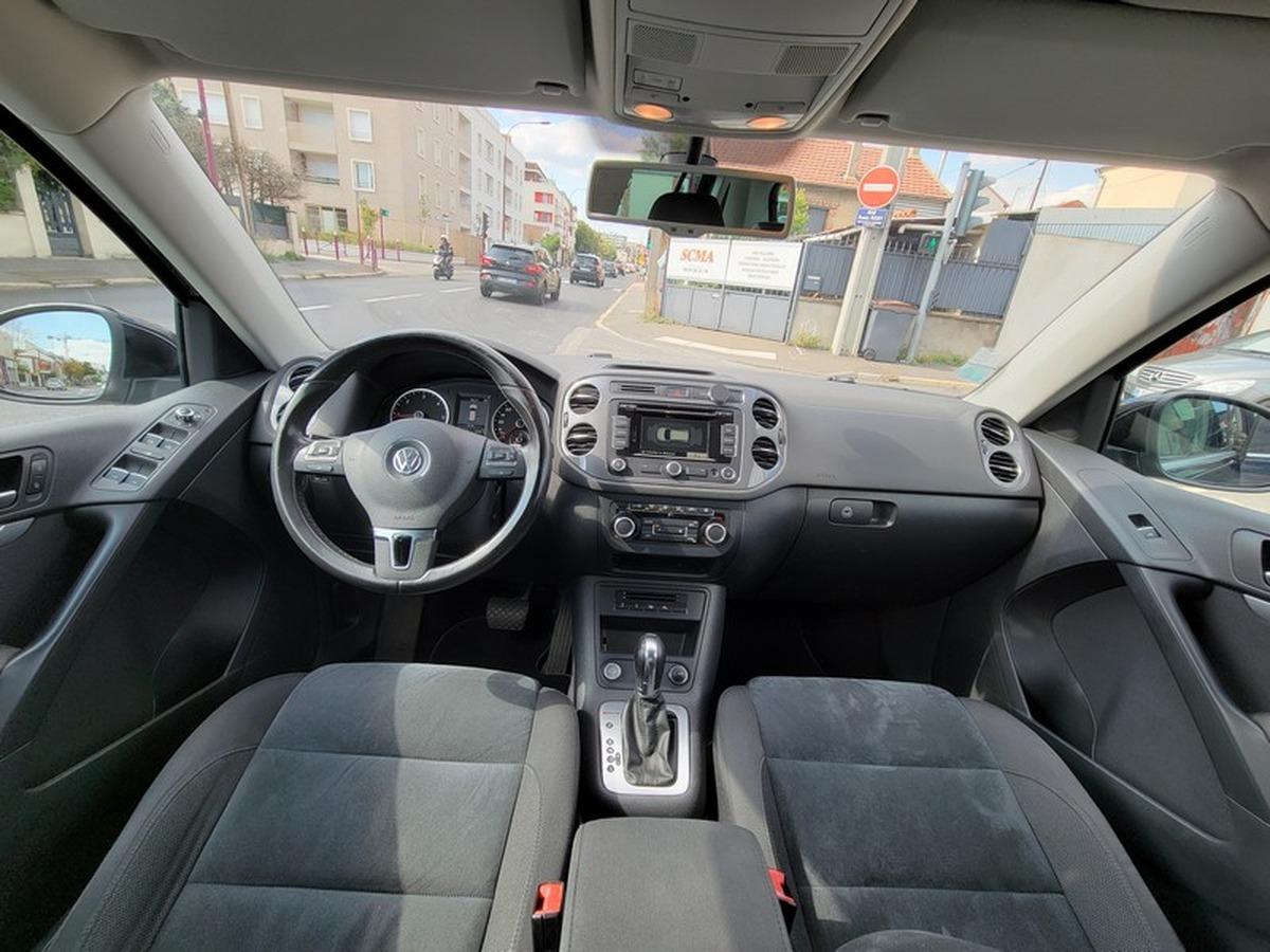 Volkswagen Tiguan 2.0 140 4MOTION SPORTLINE DSG7