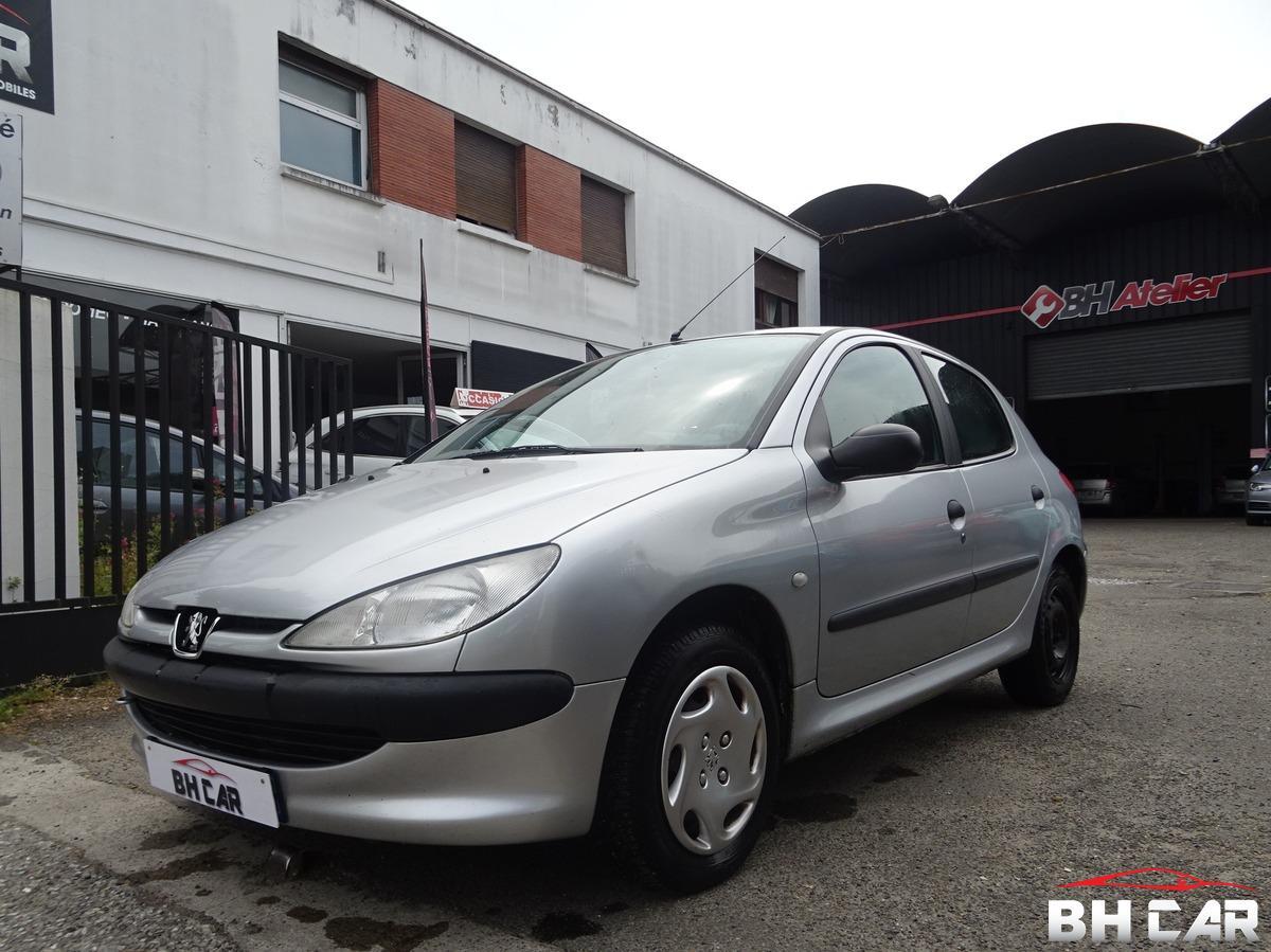 Peugeot 206 HDI 1.9 - 70 CV