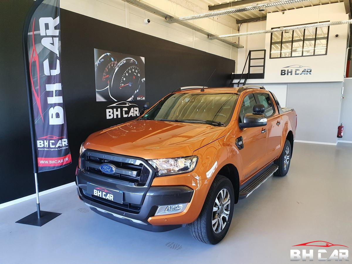 Ford Ranger 3.2 TDCi 200ch Double Cabine Wildtrack