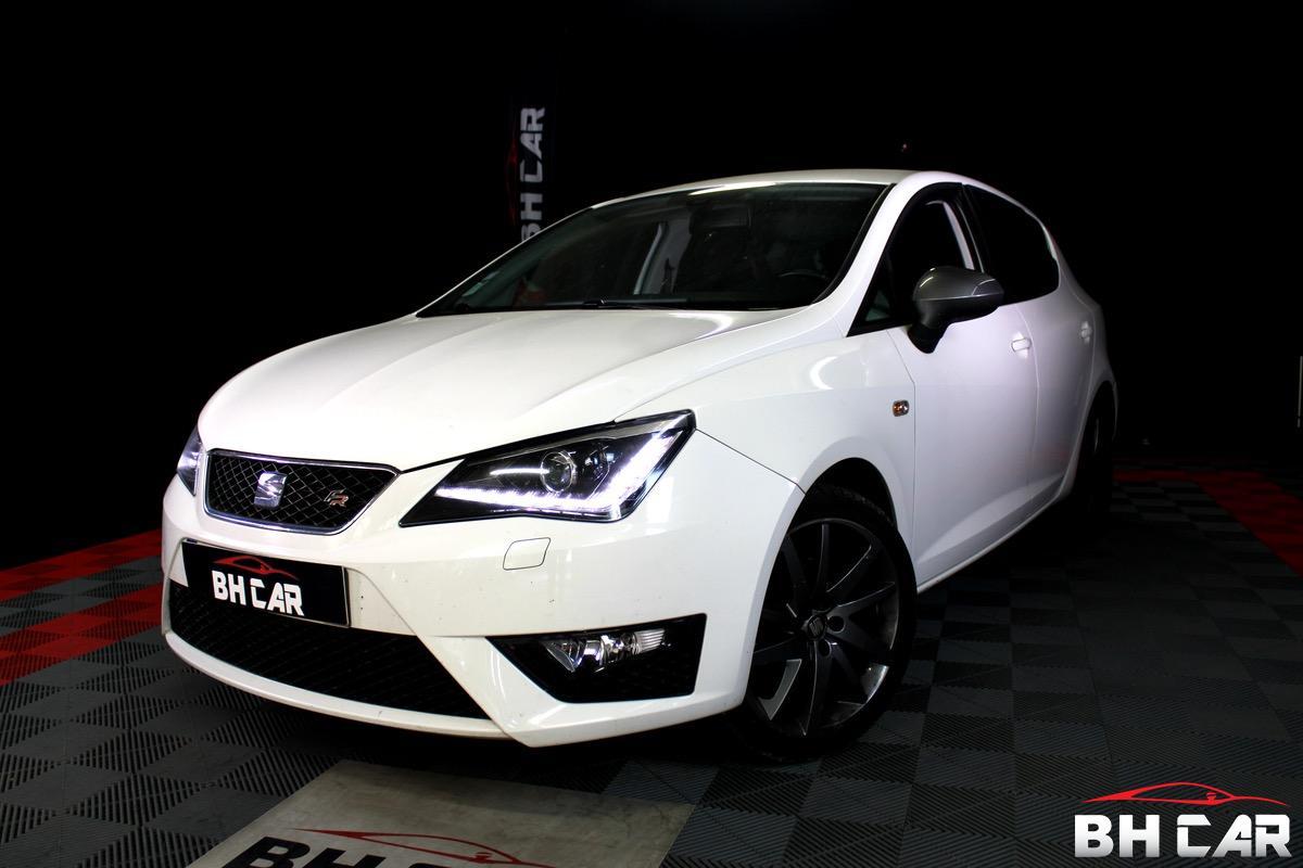 Seat Ibiza 1.6 TDI 105ch FR 5p