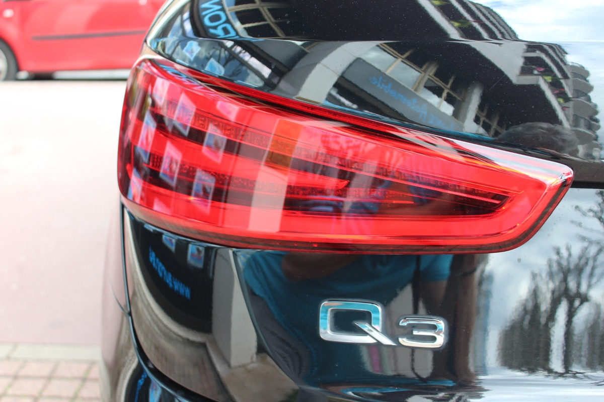 Audi Q3 2.0 TDI 177CHX Ambition Luxe S-Tronic Cuir
